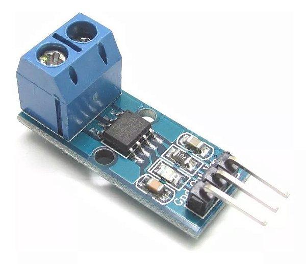 Sensor De Corrente ACS712  20a Para Arduino Pic