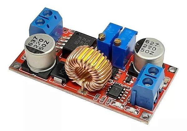 Módulo Carregador Bateria Lítio 5A