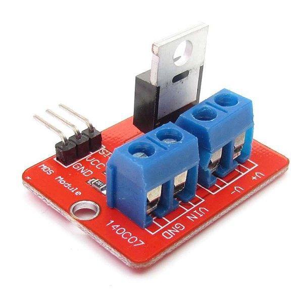 Módulo Mosfet IRF520 PWM Para Arduino