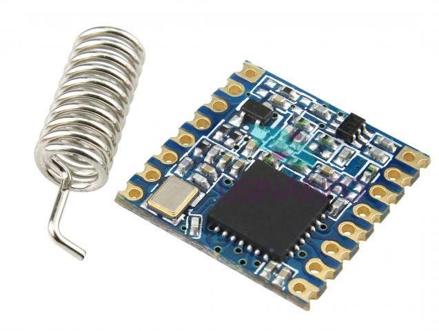 Módulo Transceptor Lora 915MHZ SX1276 Com Antena