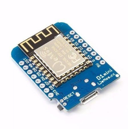 Placa Wemos Mini D1 ESP8266 12E WiFi