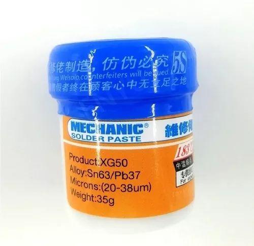 Solda Em Pasta BGA SMD Mechanic XG-50