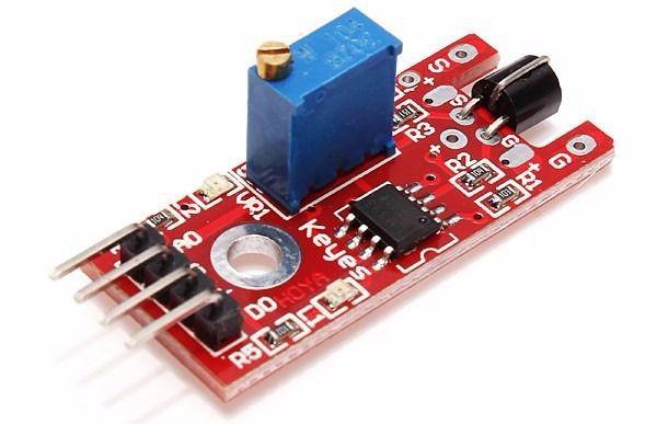 Sensor De Toque Detecção De Metal KY-036