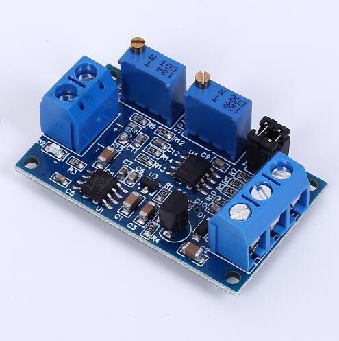 Módulo Conversor 4 a 20Ma Para 0-3.3V / 5V / 10V Conv. Corrente / Tensão