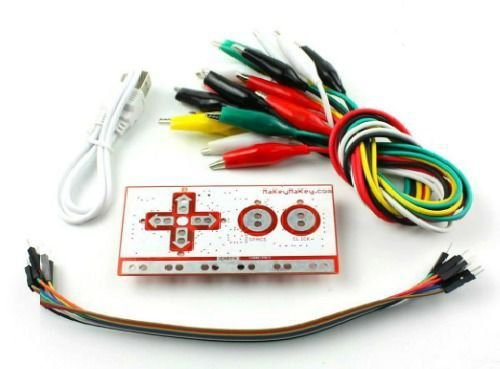 Kit Makey Makey Deluxe Com Cabos