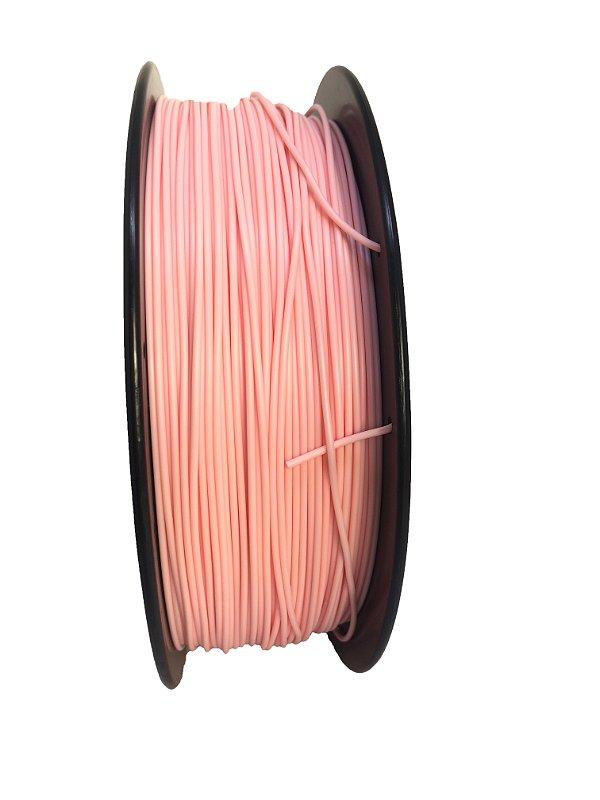 Filamento PLA 1,75mm Rosa 1kg para Impressora 3d