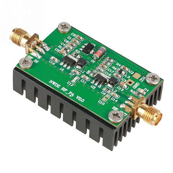 TRANSMISSOR RF AMPLIFICADORA RF 2 MHZ ˜ 700 MHZ 3W FH VHF UHF