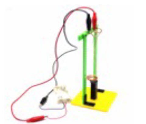 KIT DIY - EDUCACIONAL SISTEMA ELETROMAGNETICO