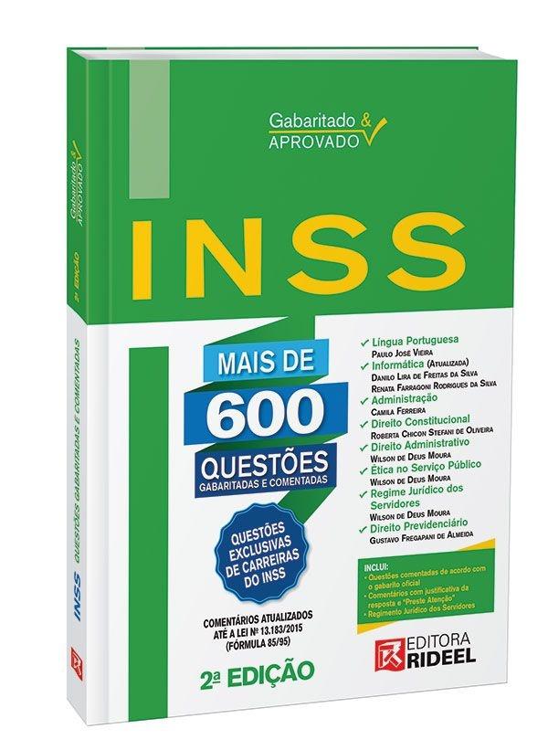 Gabaritado e Aprovado - INSS - 2ª edição