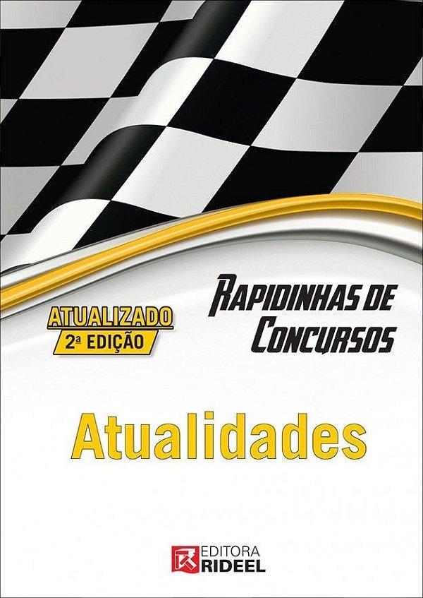 Rapidinhas de Concursos - Atualidades - 2ª edição