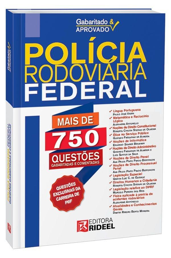 Gabaritado e Aprovado - Polícia Rodoviária - 1ª edição