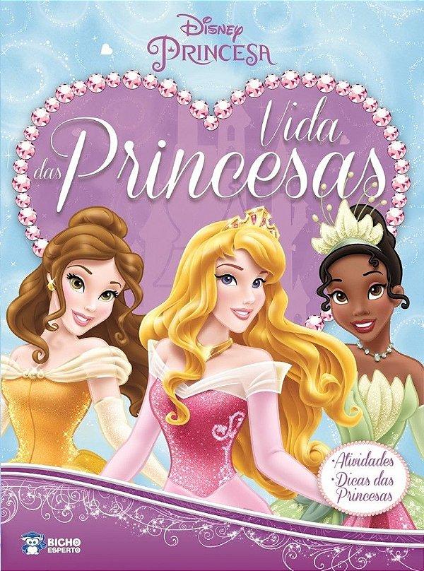 Dicas das Princesas - VIDA DAS PRINCESAS