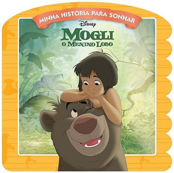 Disney Minha Historia para Sonhar - MOGLI