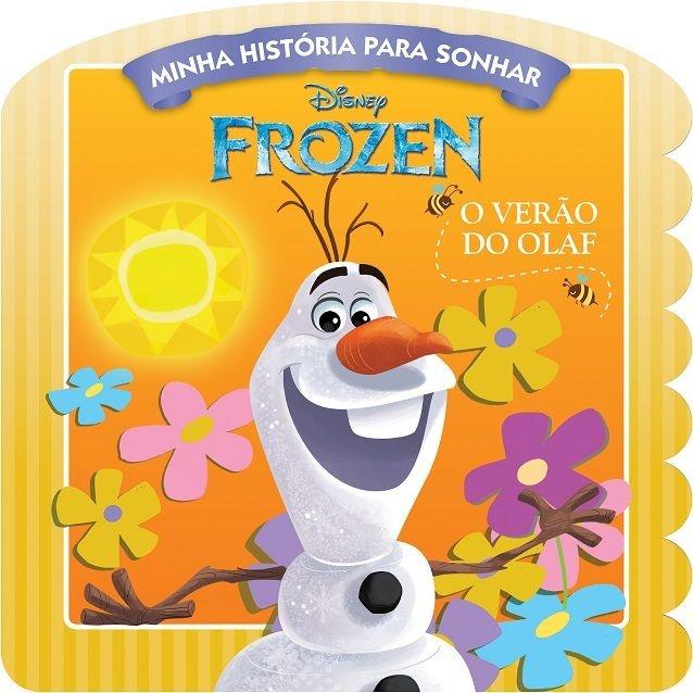 Disney Minha Historia para Sonhar - O VERAO DE OLAF