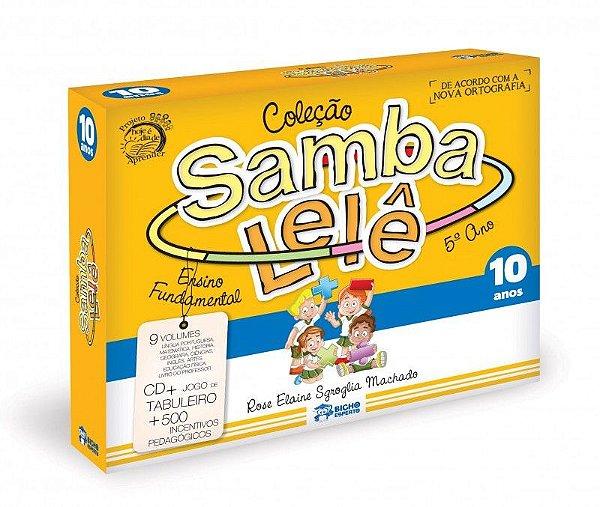 Samba Lelê - Ensino Fundamental 10 Anos