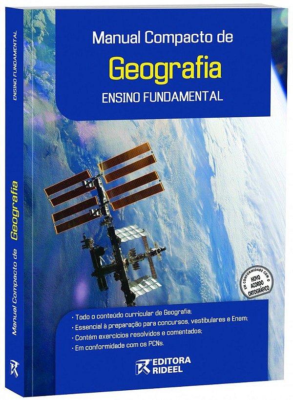 Manual Compacto de Geografia – ENSINO FUNDAMENTAL