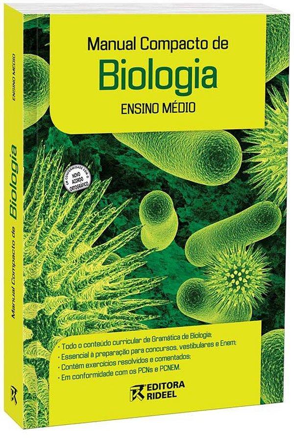 Manual Compacto de Biologia – ENSINO MÉDIO