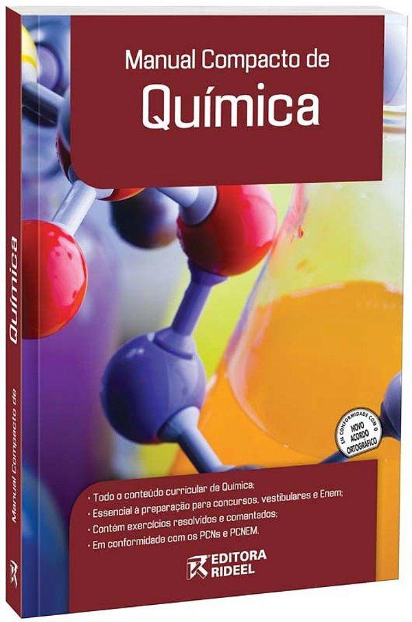 Manual Compacto de Química – ENSINO MÉDIO