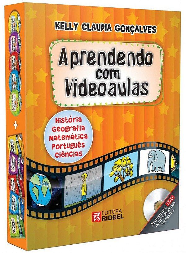 Coleção Aprendendo com Vídeo Aulas – 1º ao 5º ano