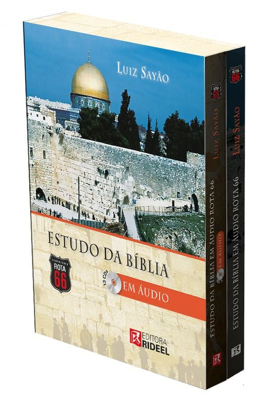 Estudo da Bíblia em Áudio - Rota 66 - 4ª edição