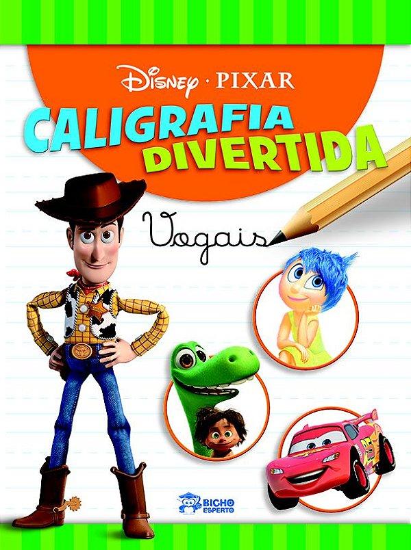Caligrafia Divertida - VOGAIS