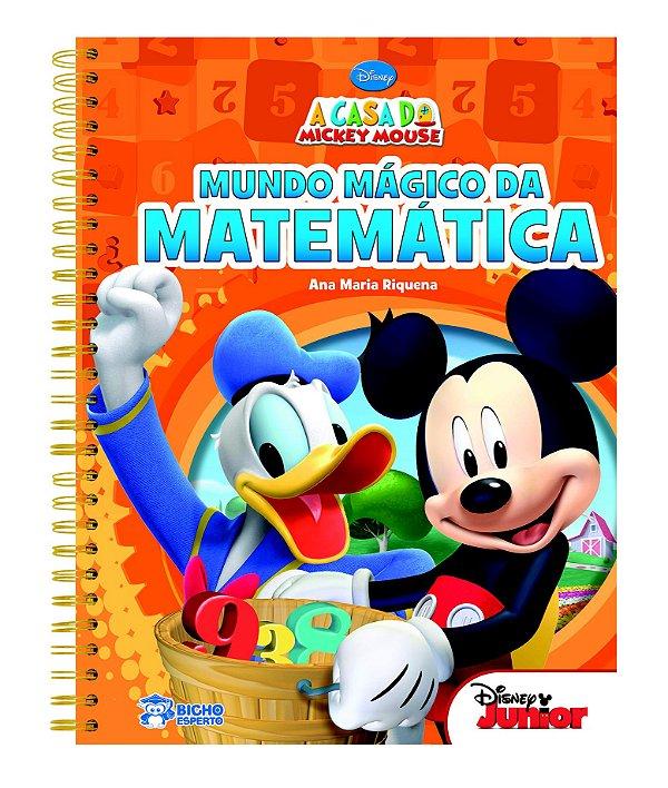 Escolinha Divertida - MUNDO MAGICO DA MATEMATICA