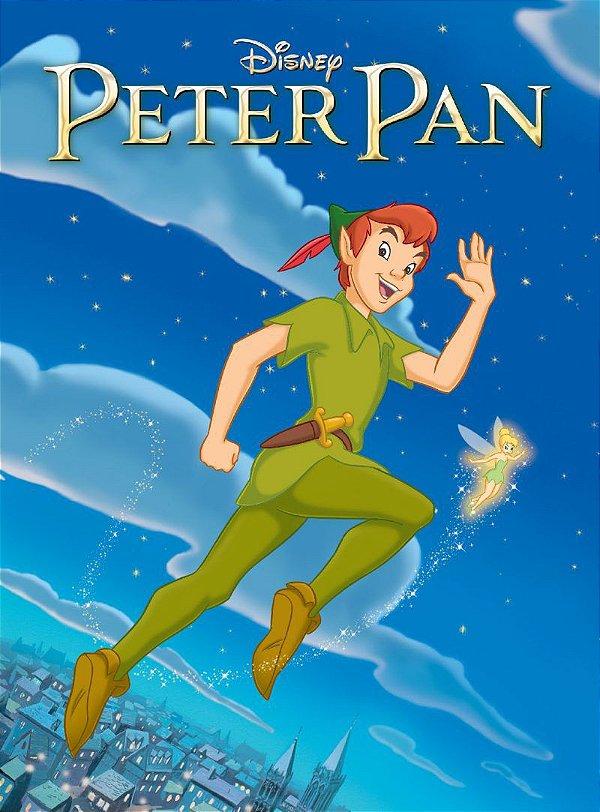 Biblioteca Disney - PETER PAN