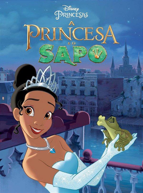 Biblioteca Disney - A PRINCESA E O SAPO
