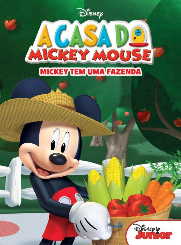 Biblioteca Disney - A CASA DO MICKEY MOUSE