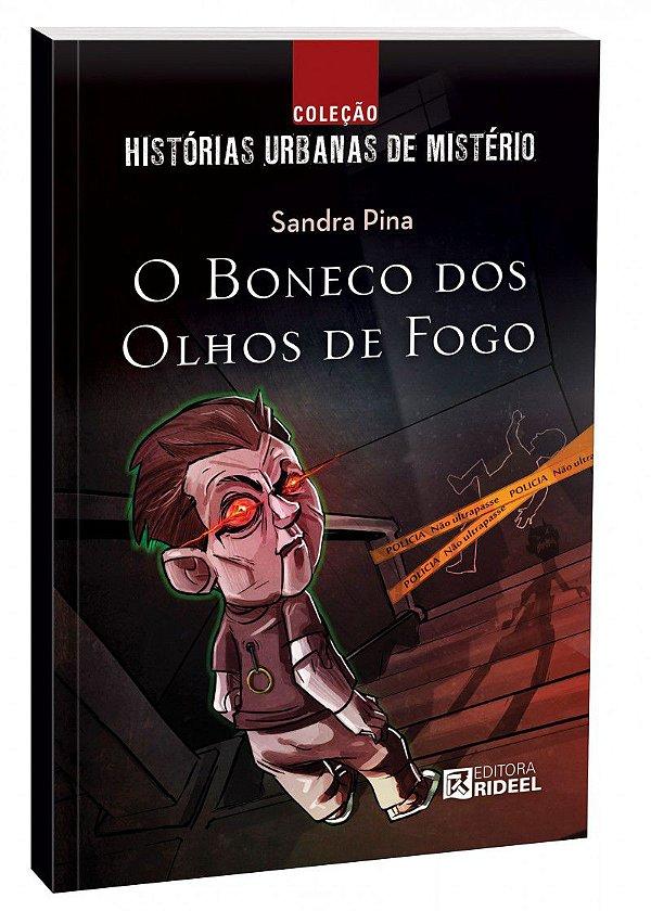 Colecao Historias de Misterio - O BONECO OLHOS DE FOGO
