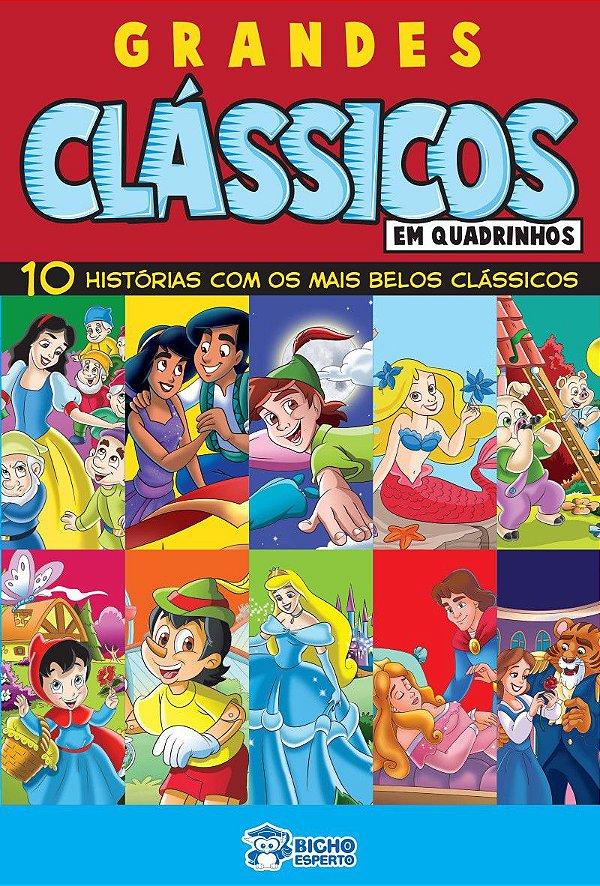 Grandes Classicos em Quadrinhos - VOLUME ÚNICO