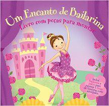 Um Encanto de Bailarina