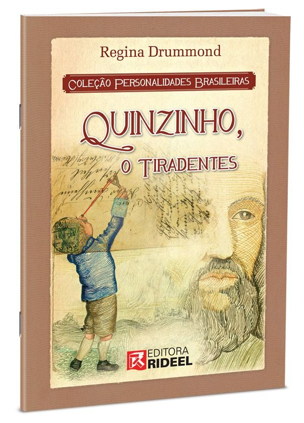 Personalidades Brasileiras - TIRADENTES 1ED.
