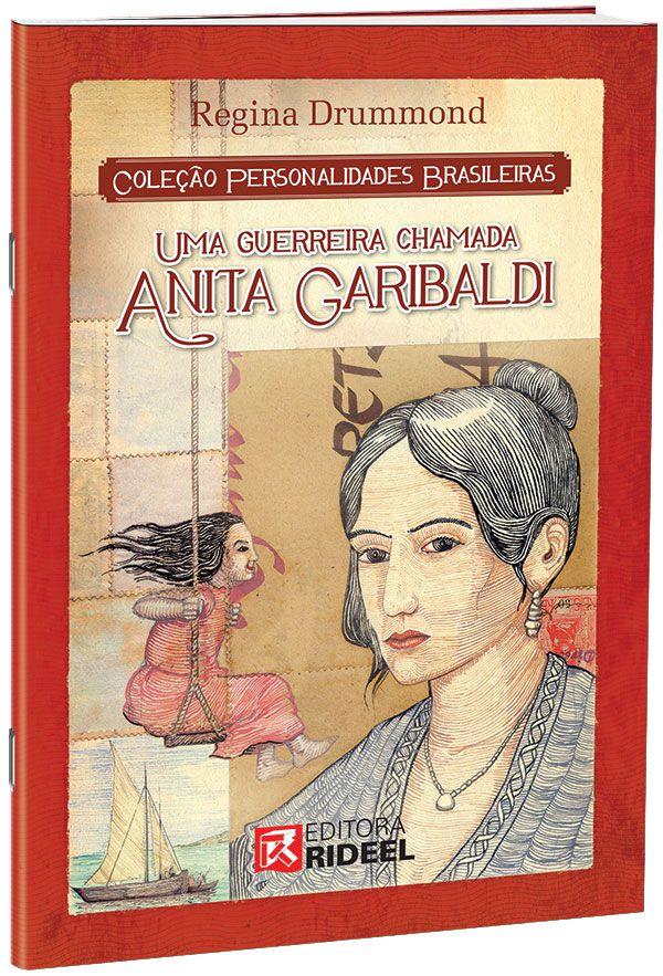 Personalidades Brasileiras - ANITA GARIBALDI 1ED.