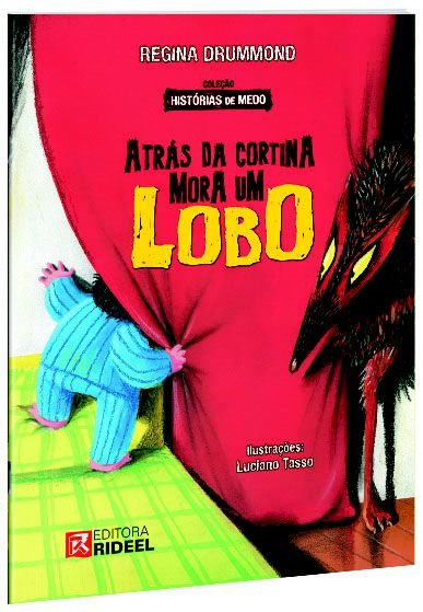 Historias de Medo - ATRAS DA CORTINA MORA UM LOBO