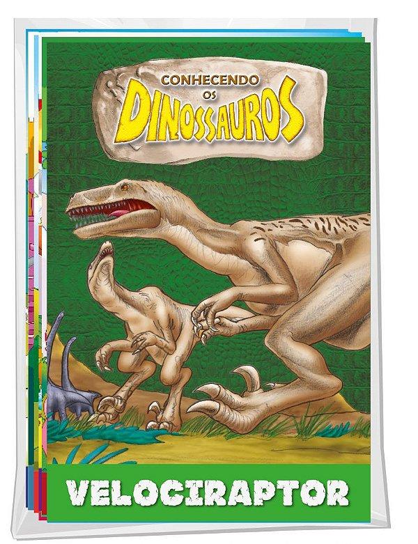 Solapa Dinossauros