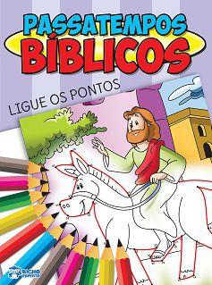 Passatempos Biblicos - LIGUE OS PONTOS
