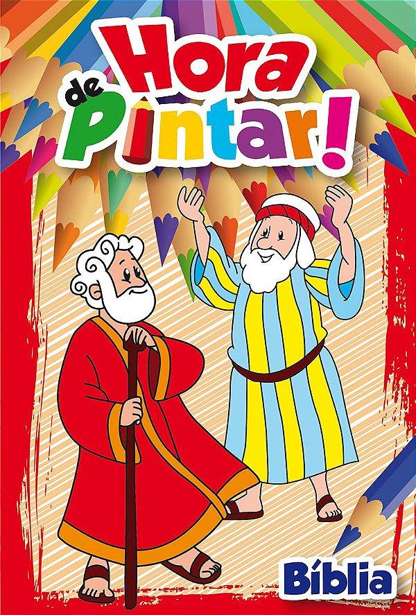 Hora de Pintar! PERSONAGENS DA BIBLIA
