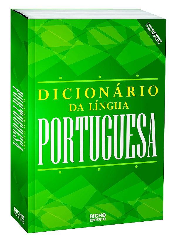 Dicionario Lingua Portuguesa 560PAGS. BE