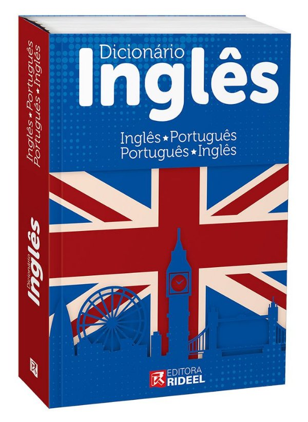 Dicionario Ingles, Portugues, Ingles 368PAGS.