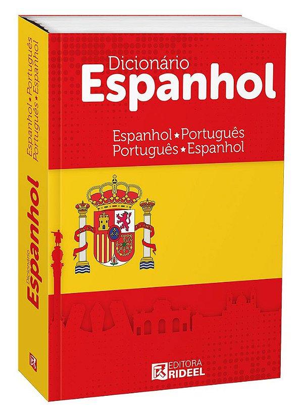 Dicionario Espanhol, Portugues, Espanhol 368PAGS.