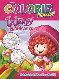 Colorir Animada - WENDY