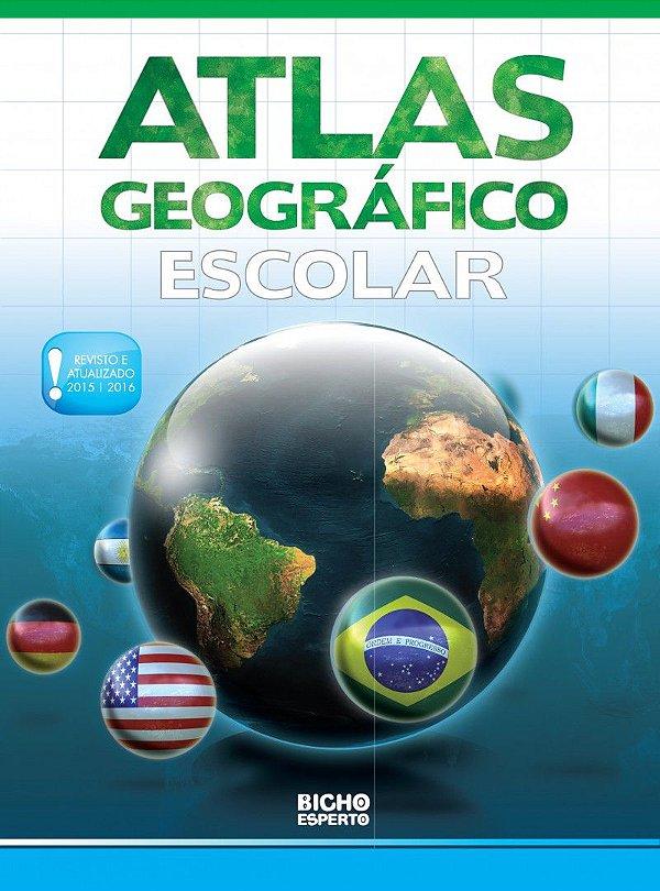 Atlas Geográfico Escolar - LUXO (BE)
