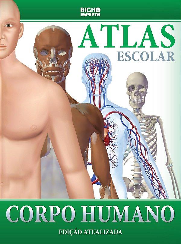 Atlas Escolar do Corpo Humano - LUXO (BE)