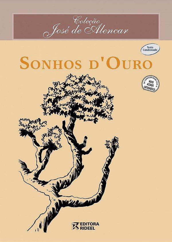 Jose de Alencar - SONHOS DOURO 2ED.