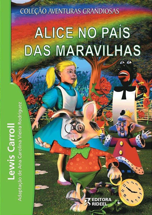 AV 5 - Alice no Pais das Maravilhas 2ED.