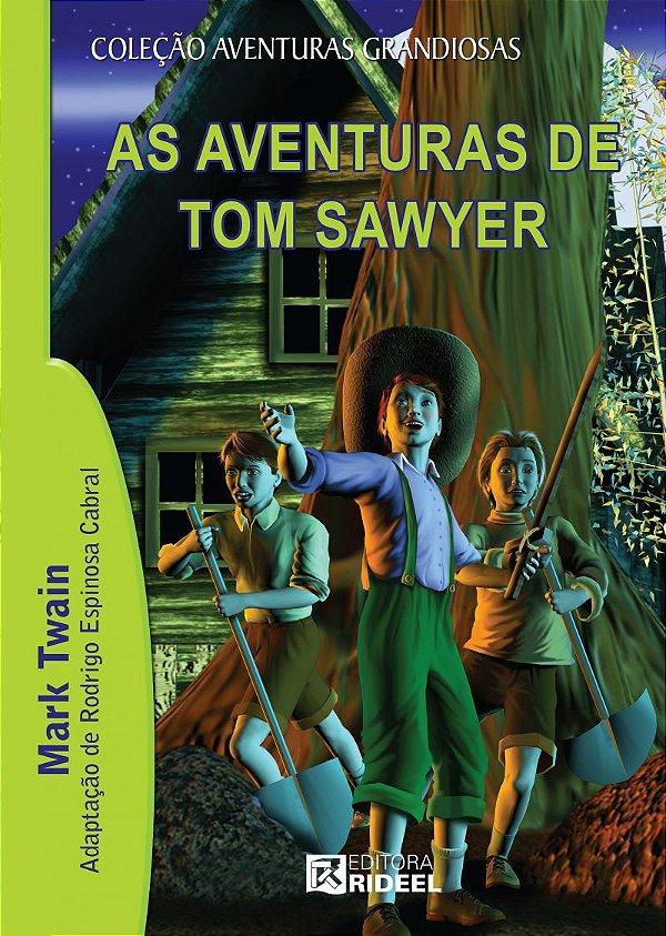 AV 1 - AS aventuras de Tom Sawyer 3ED.