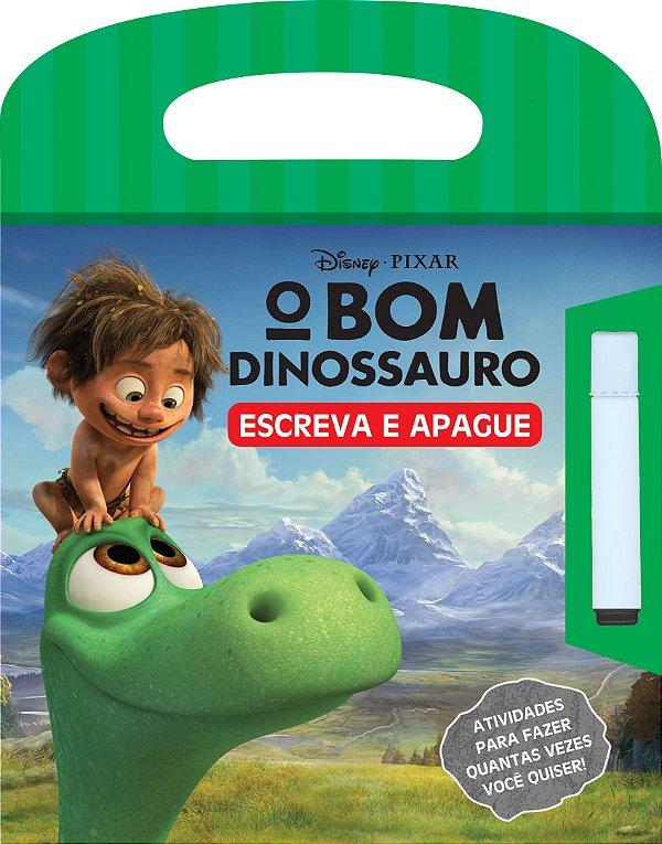 Disney Escreva e Apague - BOM DINOSSAURO