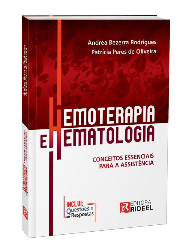Hemoterapia e Hematologia - 1ª EDIÇÃO