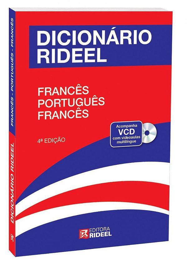 Dicionário Rideel Francês - Port - Francês 14X21 4ED.